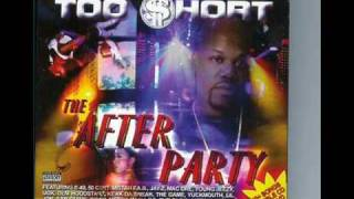 Too Short-Chase The Cat
