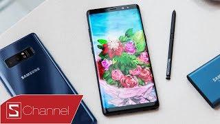 Khám phá những tính năng KÌ DIỆU của Spen trên Galaxy Note 8