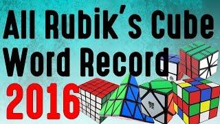 All Rubik