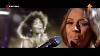 Whitney Houston tribute by Glennis Grace - One Moment in Time