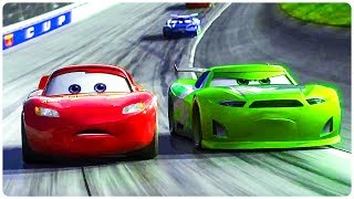 Cars 3 All Trailers (2017) Disney Pixar Animated Movie HD