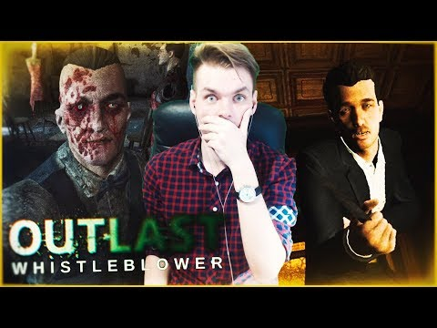Прохождение Outlast: Whistleblower [DLC] HD - Часть 1 (Рождение Ада) 18+