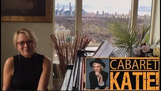Cabaret KATIE! for January 2019