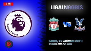 Cara Live Streaming Liga Inggris Liverpool Vs Crystal Palace di HP via MAXStream beIN Sport
