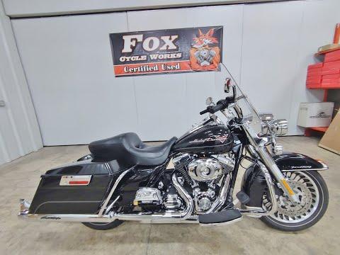 2011 Harley-Davidson Road King® in Sandusky, Ohio - Video 1