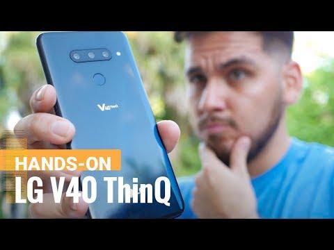 V40 ThinQ