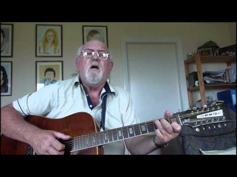 12-string Guitar: Those Brown Eyes (Including lyrics and chords)
