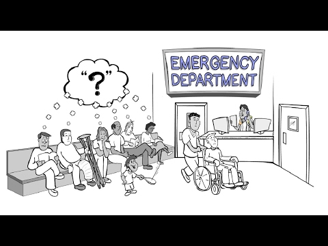 This Video Explains Why You're Waiting So Long In The Emergency Room