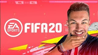 MON 1ER MATCH FIFA 20 !!