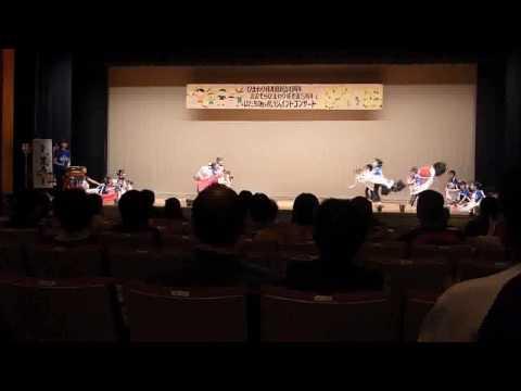 おおぞらひまわり保育園 40周年記念式典2010 ひまわり組