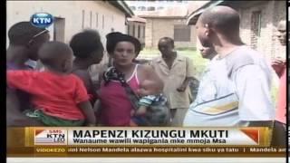 Vituko Uswahilini: Wanaume wawili wapigania mke mmoja Mombasa