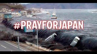 MENGERIKAN Detik2 Tsunami Jepang 22 November 2016 Melanda Pemukiman Warga