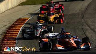 IndyCar: Grand Prix At Road America Race 1 | EXTENDED HIGHLIGHTS | 7/11/20 | Motorsports On NBC