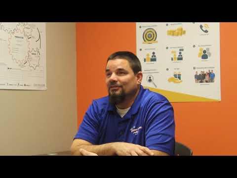 Employee Testimonial with Production Superintendent Matt Gaskin