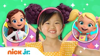 Play Junior Dress Up W Butterbean's Cafe! 👗 Ep. 9 | Nick Jr.