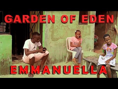 EMANUELLA and GLORIA GARDEN OF EDEN (mark angel comedy) (mind of freeky comedy) best comedy (видео)