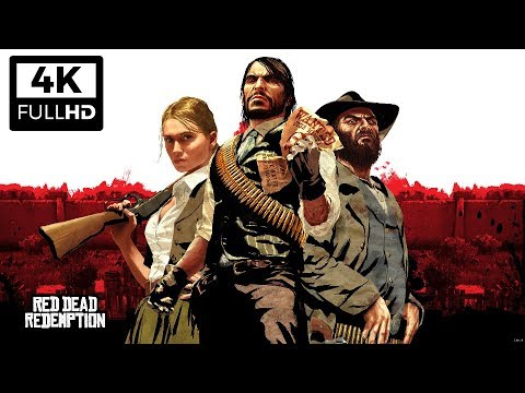 RED DEAD REDEMPTION All Cutscenes (XBOX ONE ENHANCED) Game Movie 4K Ultra HD