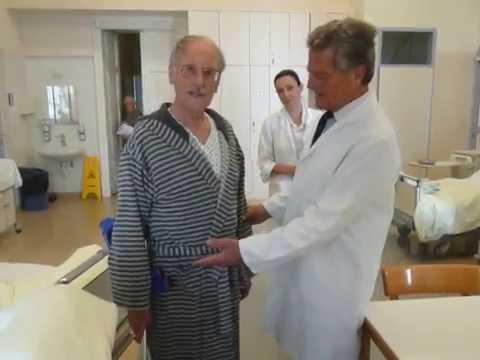 Übungen für das Knie nach arthroskopischer Video