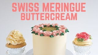 vanilla bean italian meringue buttercream frosting