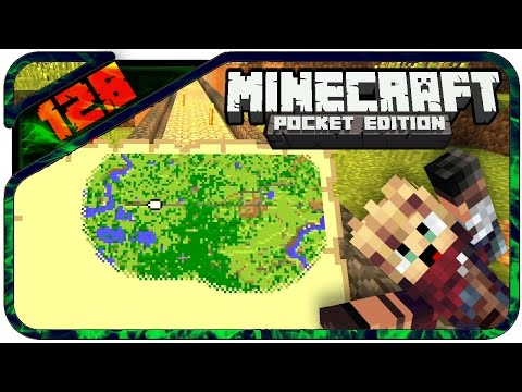 MCPE 0.14.0 Alpha 2 Tolle Karte xD 🎮 Minecraft Pocket Edition Deutsch #128