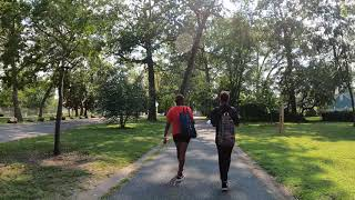 FPV A Walk in the Park- Long Island, New York 4k 60 fps