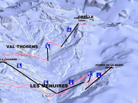 Video di Les Trois Vallees
