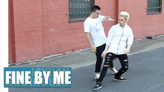 FINE BY ME - Chris Brown Dance Choreography   Jayden Rodrigues JROD
