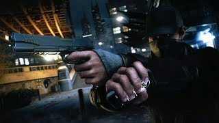 Watch Dogs | John Wick Gameplay