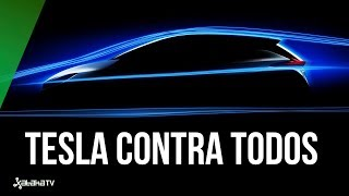 Tesla vs el resto de fabricantes de coches