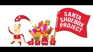 Santa Shoebox - Pledging 120 boxes for kids!