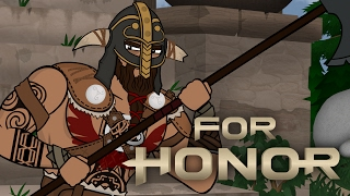 For Honor CARTOON