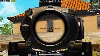 狙击手麦克:从此抛弃98K!一把弓弩远距离精准爆头,无视三级头