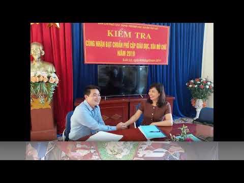 Video về công tác phổ cập giáo dục, xóa mù chữ huyện Tân Lạc năm 2019