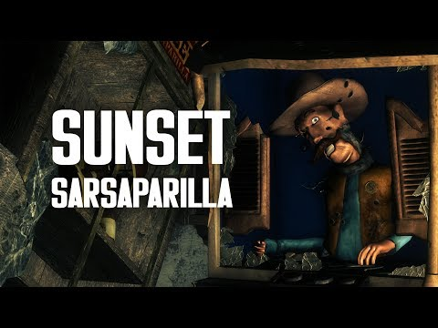 The Deadly Secret of the Sunset Sarsaparilla Treasure - Fallout New Vegas Lore