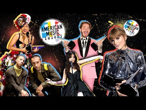 AMAs 2018: ФАНЕРА, Taylor Swift, Twenty One Pilots, Dua Lipa, Cardi B и др. ПОЛНЫЙ РАЗБОР