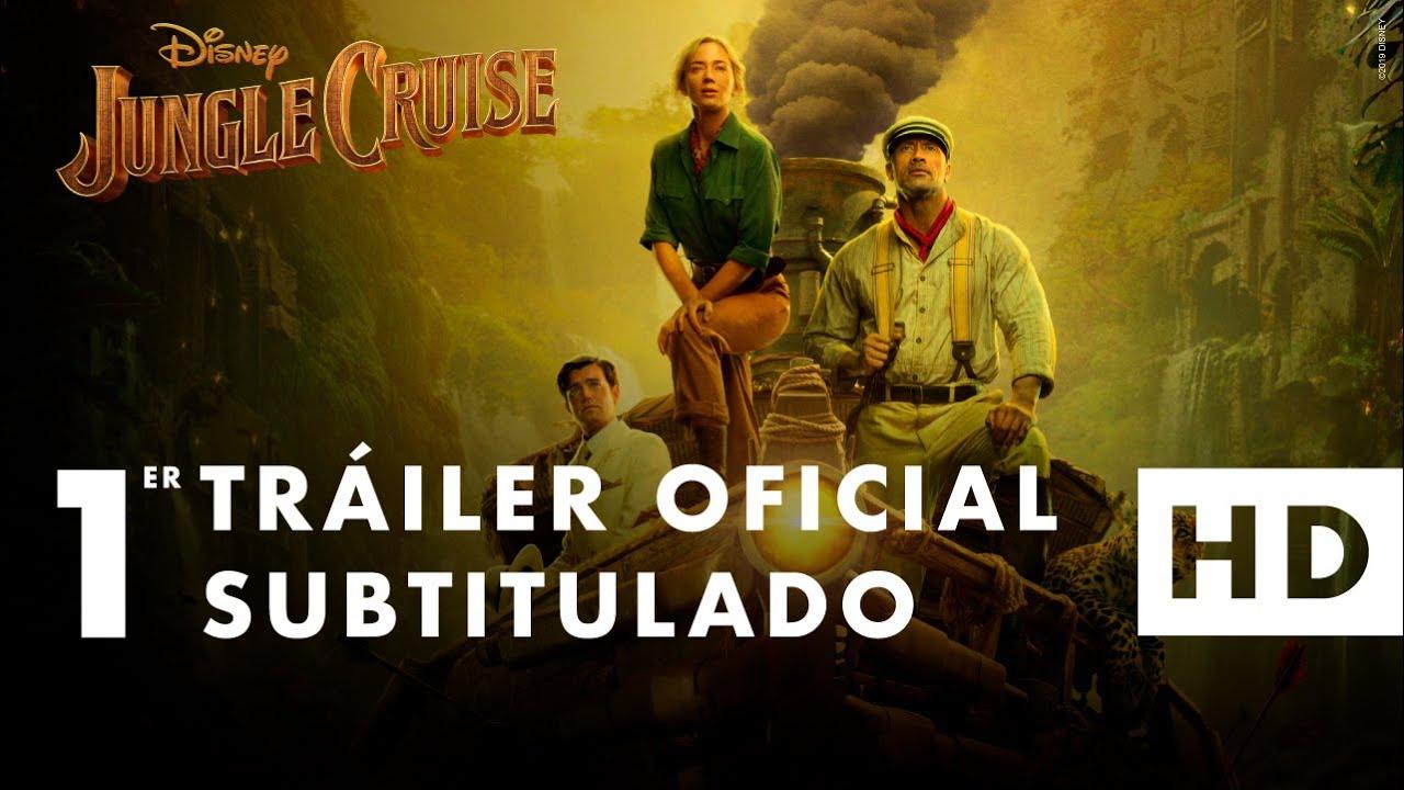Jungle Cruise – Nuevo tráiler subtitulado | Disney Plus