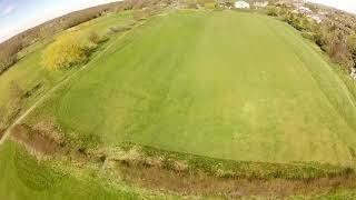 Pre lockdown flight. Fpv freestyle ... range test with tramp hv and eacheine ev100