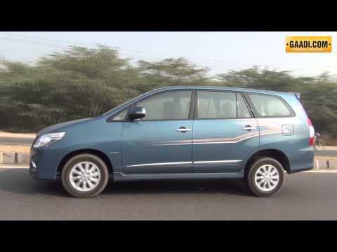New Toyota Innova Review 2013