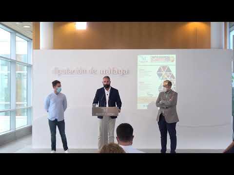 Presentación del Campus Provincial de Baloncesto 2020 Diputación de Málaga