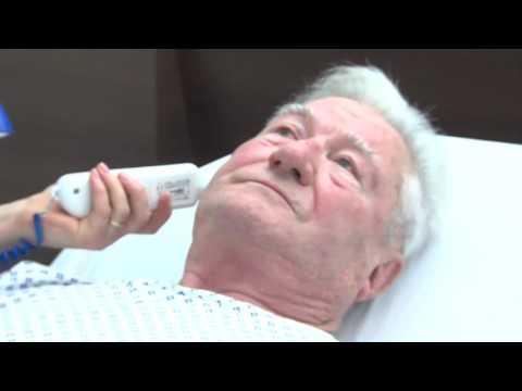 Fond doeil avec le traitement de lhypertension