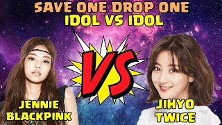 SAVE ONE DROP ONE   IDOL VS IDOL (KPOP GAME)