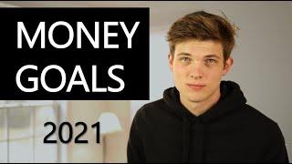 5 Money Goals To Achieve In 2021