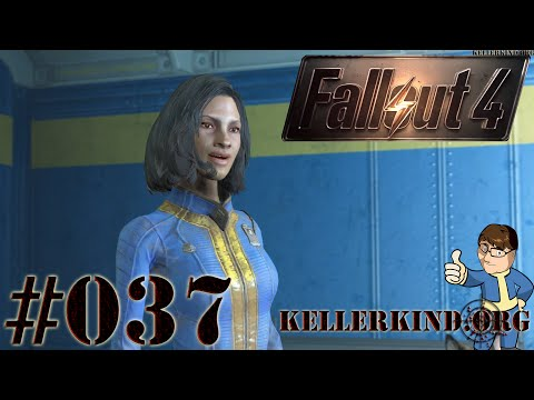 Fallout 4 [HD|60FPS] #037 - Der geheime Vault ★ Let's Play Fallout 4