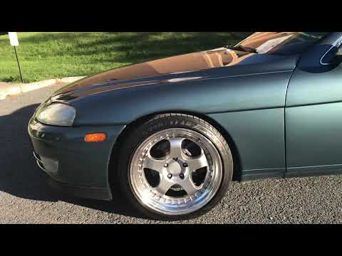 1995 Lexus Sc400 update