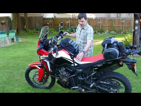 Aventure bike gear add ons Part 2