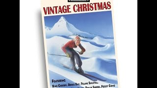 Vintage Christmas: Best Songs From the 1920s, 30s & 40s #bigbands #holidaytunes #festive