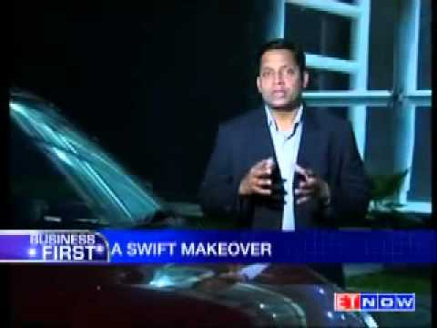 ET NOW-Maruti to launch Swift in a new avatar