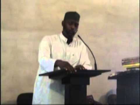 Demokuradiyyah 4/8: Shaikh Albani Zaria