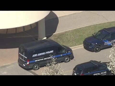 Shoppers, staff hide from gunman during Friday's Briarwood Mall shooting