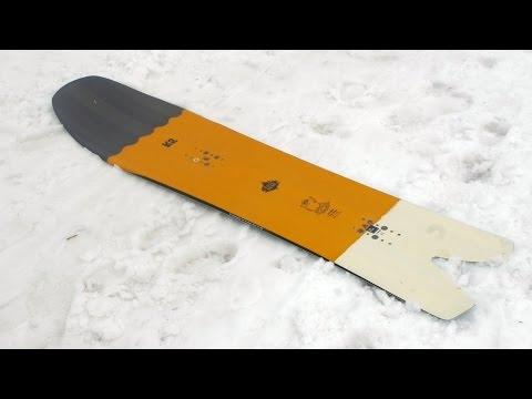 K2 Cool Bean Snowboard On Snow Review 2015/2016 | EpicTV Gear Geek
